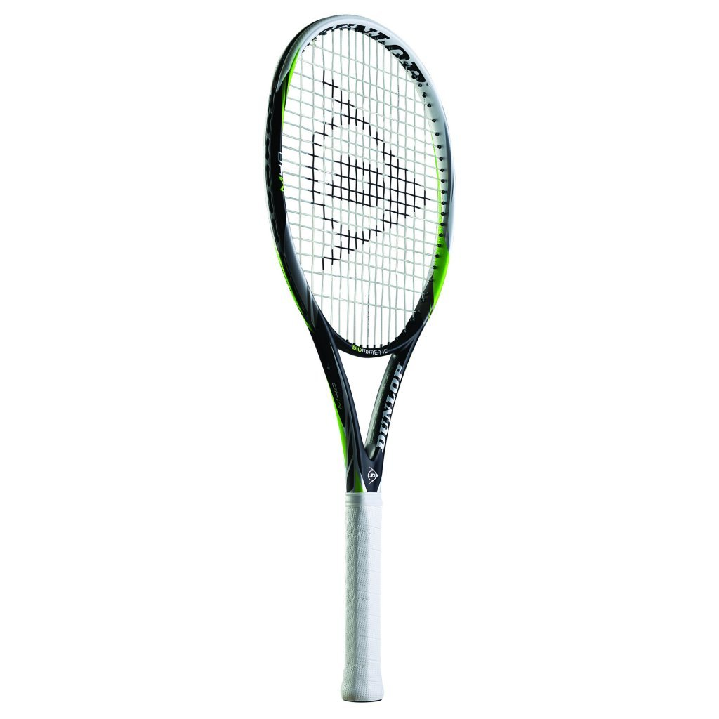Dunlop Biomimetic M 4.0 Tennis Racquet (4-3/8)