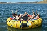Island Hopper 13' Bounce N Splash Water Bouncer