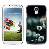 TopCaseStore / Snap On Hard Back Shell Rubber Case Protection Skin Cover - Plant Nature Forrest Flower 20 - Samsung Galaxy S4 I9500