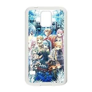 vocaloid Samsung Galaxy S5 Cell Phone Case White MSY170204AEW