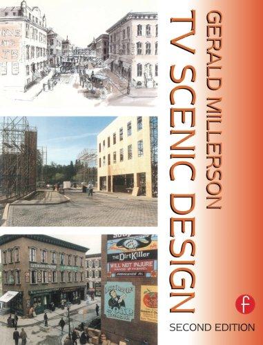 TV Scenic Design, Second Edition