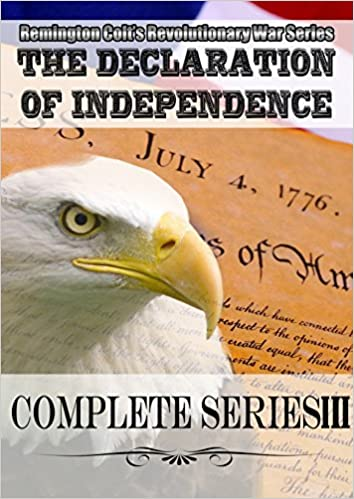 Reminton colt's Revolutionary War Series