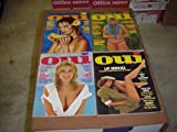 "OUI Adult Magazine April 1980 Samll Talk with ""Dallas"" Numphet Charlene Tilton"