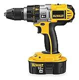 Cordless Hammer Drill/Driver Kit, 2.4A