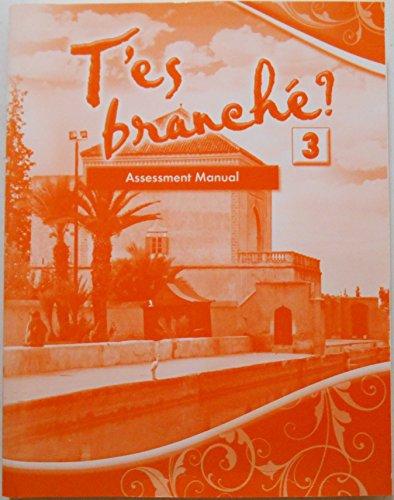 T'es Branche Level 3 Assessment Manual