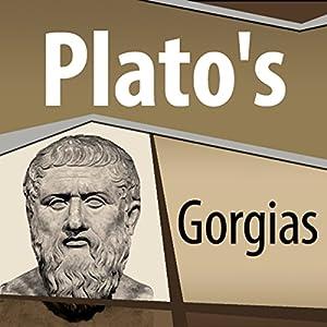 Plato's Gorgias Audiobook