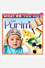 What do You See on Purim? Board book