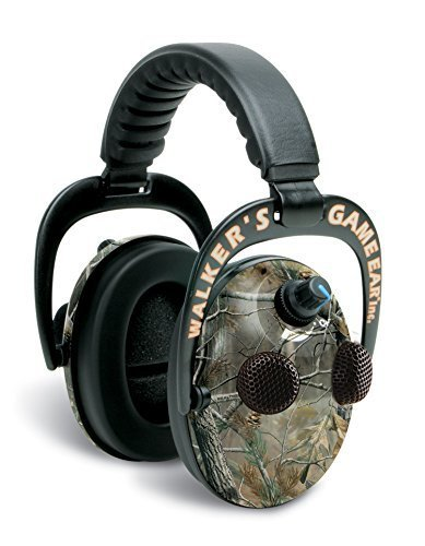 Walker's Game Ear GWP-EPMQRT Elite by Big Rock by Walker's Game Ear