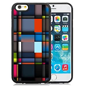 New Personalized Custom Designed For iPhone 6 4.7 Inch TPU Phone Case For Abstract Color Boxes Phone Case Cover