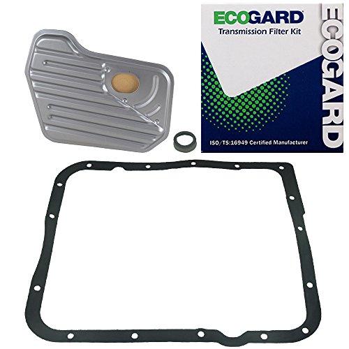 (ECOGARD XT1211 Transmission Filter Kit for 1996-2008 Chevrolet Express 1500, 1993-1999 K1500, 1993-2003 S10, 1995-2008 Tahoe, 1993-2003 Blazer, 1996-2007 Express 2500, 1993-1999 C1500)