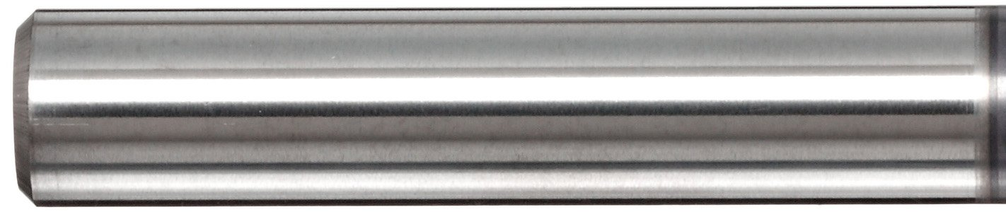 0.125 Shank Diameter 2 Overall Length 2 Flutes YG-1 EM967 Carbide Micro Ball Nose End Mill 30 Deg Helix TIALN Multilayer Finish 0.046875 Cutting Diameter Coolant Through