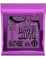 Ernie Ball 2623 7-String Super Slinky Nickel Wound Set (09 - 52)
