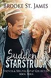 #3: Suddenly Starstruck (Shower & Shelter Artist Collective Book 4)