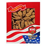 Cheap WOHO #112.4 Short Medium American Ginseng Roots 4oz Box