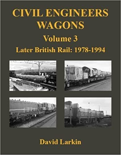 Book Civil Engineers Wagons Volume 3 by David Larkin (2013)