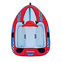Deals on RAVE Sports Maverick 92 in. x 69 in. Inflatable Boat Towable