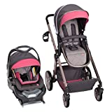 Baby Trend Go Lite Snap Fit Sprout Travel System - Rose Gold