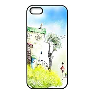 5S case,Fairytale Castle 5S cases,5S case cover,iphone 5 case,iphone 5 cases by Maris's Diary