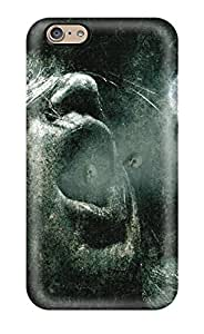 Julian B. Mathis's Shop Anti-scratch And Shatterproof Skull Phone Case For Iphone 6/ High Quality Tpu Case