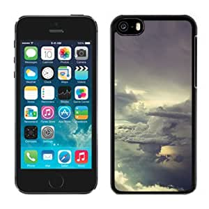 Fashion DIY Custom Designed iPhone 5C Generation Phone Case For Thick Clouds Phone Case Cover