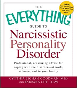 How to live with someone who has narcissistic personality disorder
