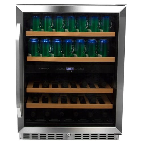 EdgeStar CWB8420DZ Built Beverage Cooler