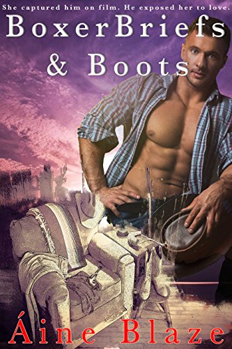 Boxer Briefs & Boots (Cowboy Cover Models Book 1) (English Edition)