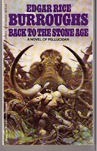 book cover of Back to the Stone Age