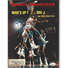 "Sports Illustrated January 14, 1974 ""New York's Julius Erving"""
