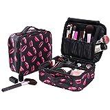Women's Fashion Travel Makeup Cosmetic Bag Professional Organizer Portable Cosmetic Bag Case