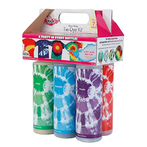 Tulip X-Large Block Party Tie Dye Kit 16oz - Tip Bag Jumbo