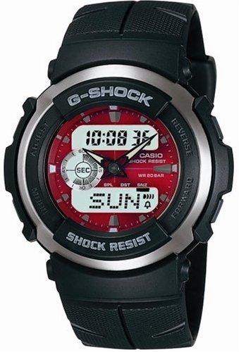 [カシオ]CASIO 腕時計 G-SHOCK ジーショック STANDARD G-SPIKE G-300-4AJF メンズ B000J375TM