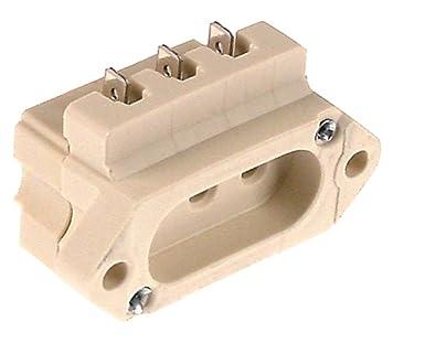 EGO 27.24002.510 - Enchufe para horno Küppersbusch ECL484 para ...