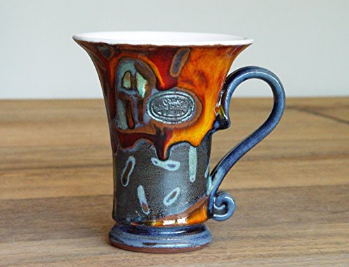 Pottery Mug, Coffee Mug, Tea Cup, Ceramic Mug