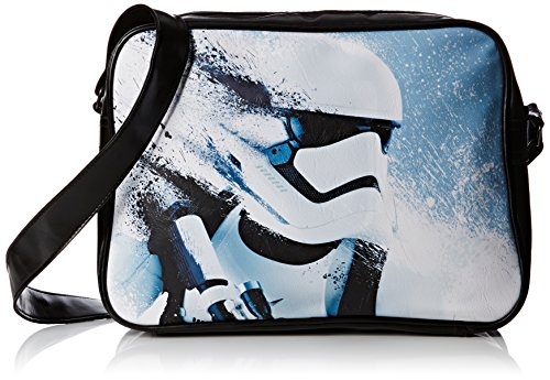 Star Wars - Borsa a tracolla, motivo: Stormtrooper del Primo Ordine