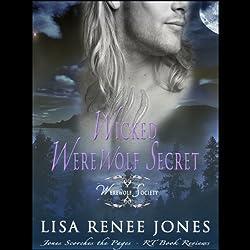 Wicked Werewolf Secret