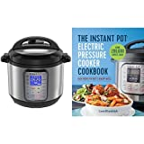 Instant Pot Duo Plus 9-in-1 Multi-Use Programmable Pressure Cooker, Slow Cooker, 6 Quart | 1000W + How to Instant Pot: Mastering All the Functions of the One Pot That Will Change the Way You Cook