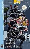 La noche de los ninjas (Barco de Vapor Azul)