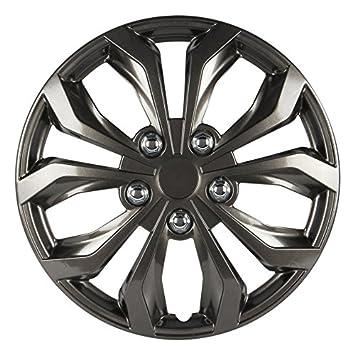 Amazon.com: Juego de tapacubos universales para ruedas, 14 ...