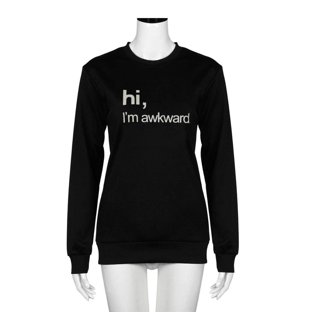 MITIY Women Sweatshirt Hoodie Sweatshir WomenMITIY Loose Letter Pullover T Shirt Long SleeveBlouse at Amazon Womens Clothing store: