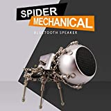 Mechanical Spider Portable Bluetooth Speakers,Cool
