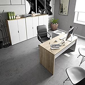 Habitdesign - Mesa despacho Modelo Buc-2