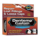 Dentemp Temporary Cavity Filling Mix - 1 App (Pack of 3)