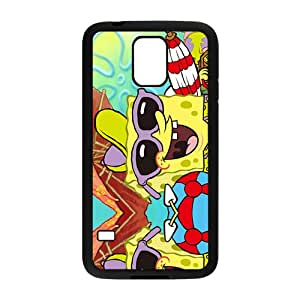 SpongeBob Cell Phone Case for Samsung Galaxy S5
