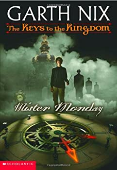 Mister Monday 0439856264 Book Cover