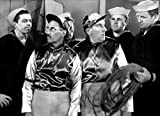 8 x 10 PHOTO IRON ON Marx Brothers A Girl in Every Port Hollywood Legends Of the Big Screne