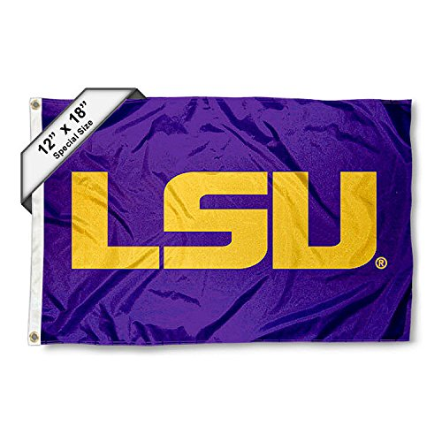 - LSU Golf Cart and Boat Flag