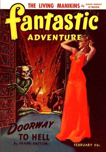 Fantastic Adventure: February 1942