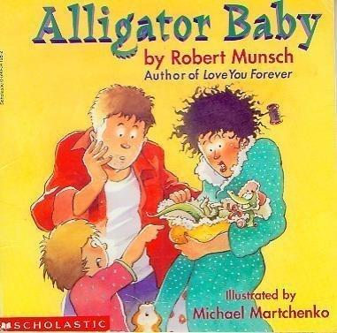 Alligator Baby Love Alligators