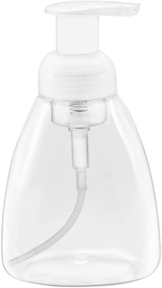300ml Dispensador de Jabón Espuma Bomba Botella Envase